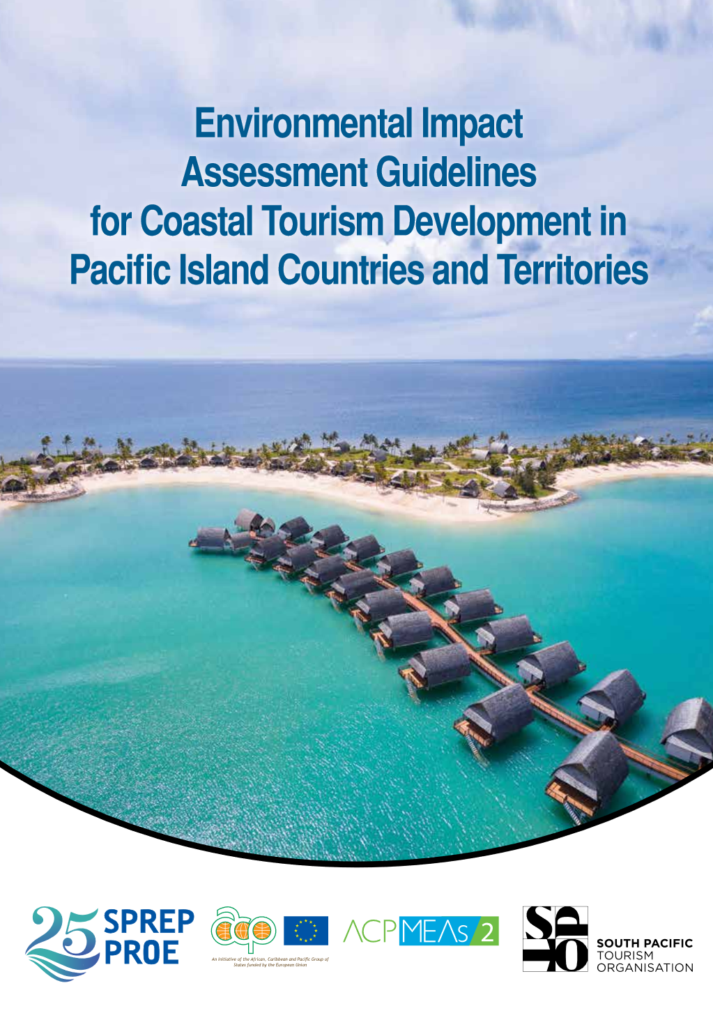 Cover of Coastal Tourism Guidelines